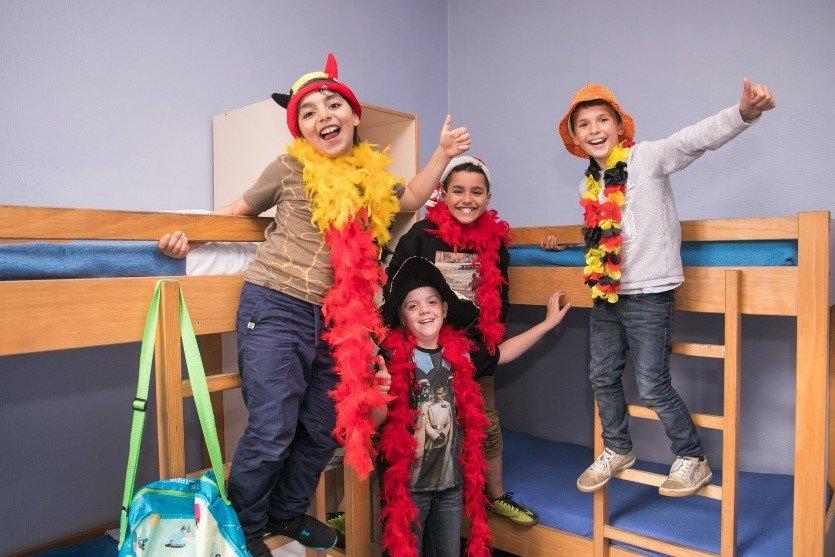 blankenberge-kinderen-jeugdherberg-stapelbed