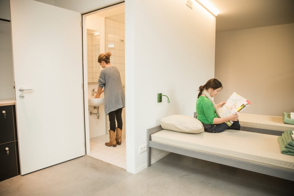 Kamers met eigen badkamer