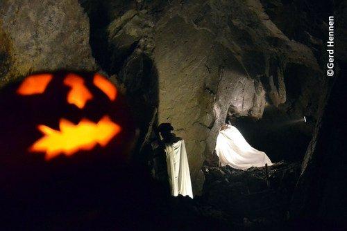 Halloween Schieferstollen