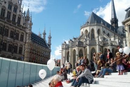 Arrangement culturel Louvain