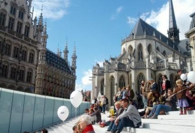 cultural package Leuven