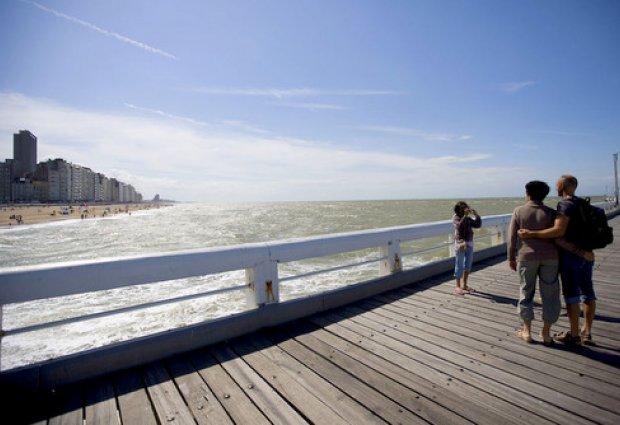 Wandelweekend in Oostende