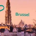 Vier Valentijn in Brussel
