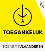 A label score Toegankelijk Vlaanderen