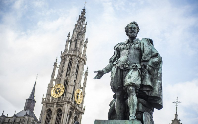 Antwerpen Best in travel 2018