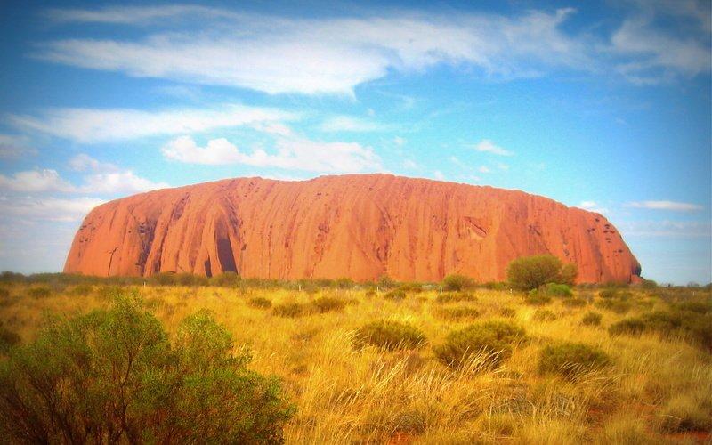 Reiskalender 2019 - Outback Australië