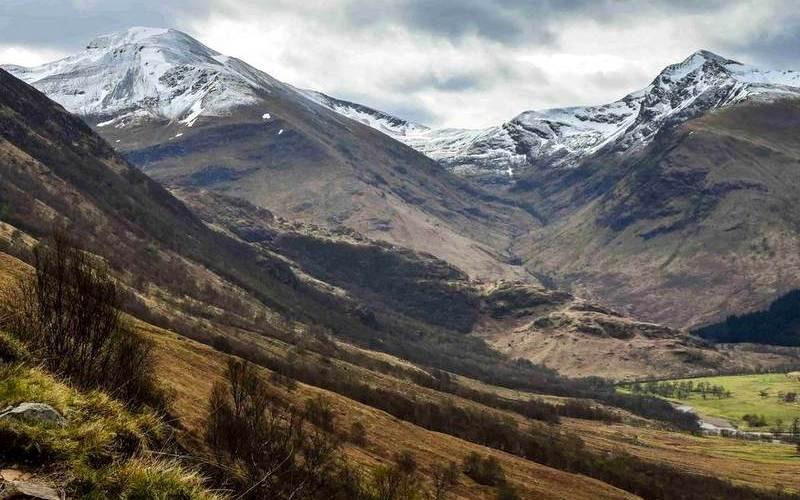 Reiskalender 2019 - Schotse Hooglanden