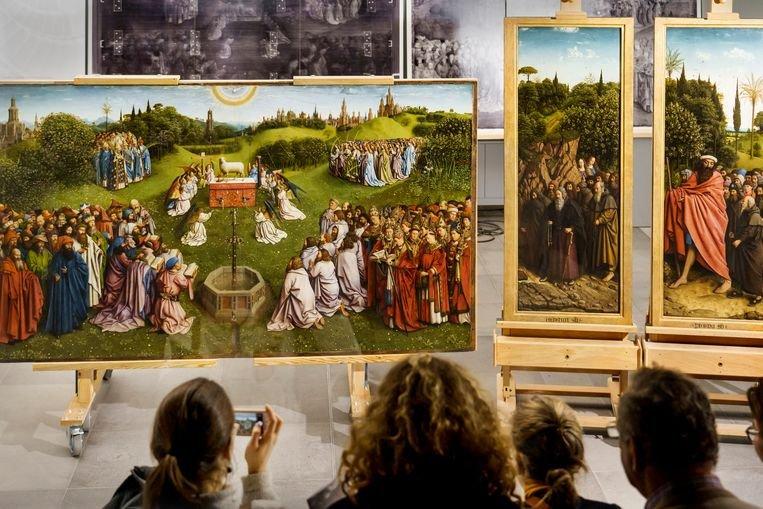 van-eyck-lam-gods-tentoonstelling