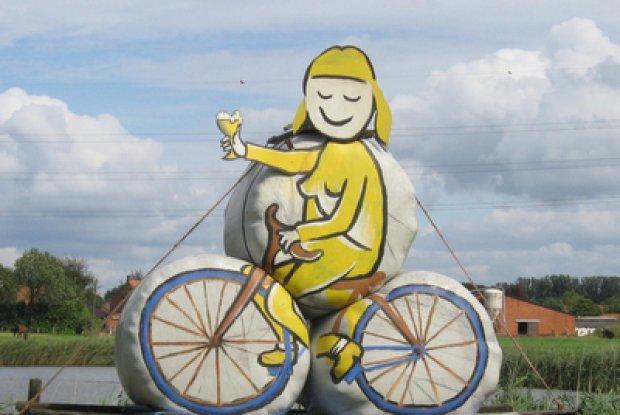 culinair fietsen in het Land van Playsantiën