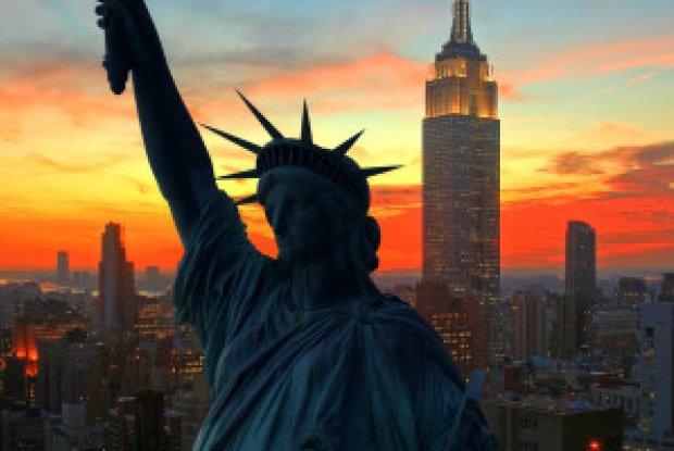 Vrijheidsbeeld in New York