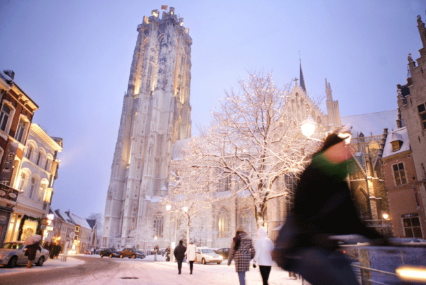 Winter in Mechelen - 10% korting