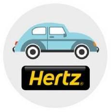 10% korting op autoverhuur via Hertz