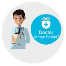 Gezond op reis met Doctor in your pocket