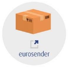 korting op het versturen van pakketten met Eurosender